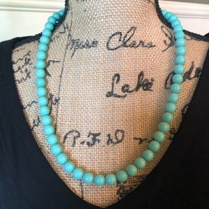 Jewelry - 💗Gorgeous Turquoise Bead Necklace 💗